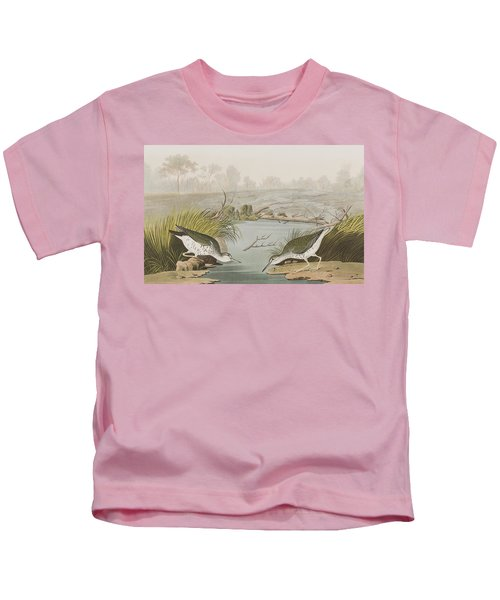 Spotted Sandpiper Kids T-Shirt