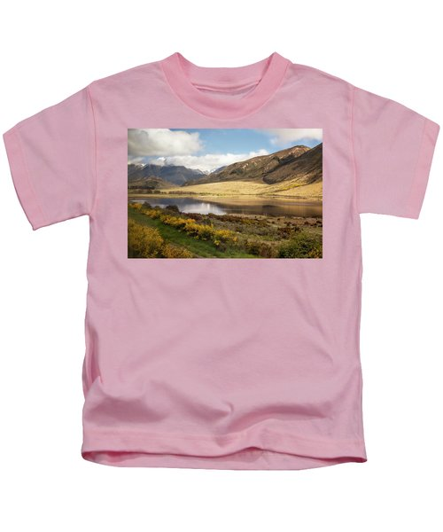 Springtime In New Zealand Kids T-Shirt