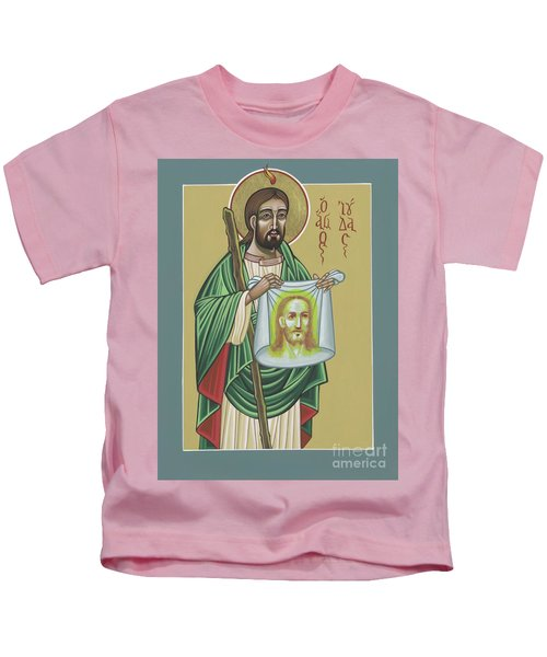 St Jude Patron Of The Impossible 287 Kids T-Shirt
