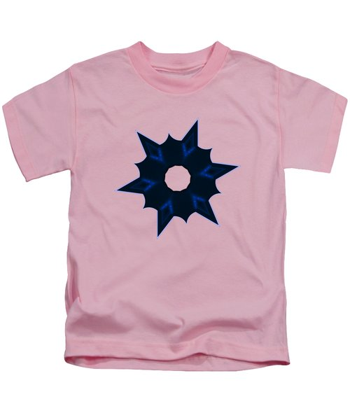 Star Record No. 3 Kids T-Shirt by Stephanie Brock