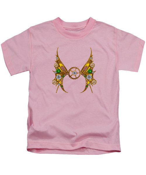 Steampunk Fairy Kids T-Shirt