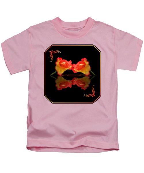 Steamy Hot Lips  Kids T-Shirt