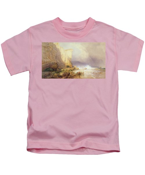 Stormy Weather Kids T-Shirt