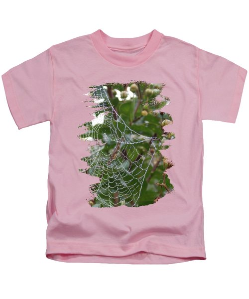 String Of Pearls Kids T-Shirt
