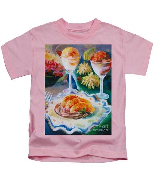 Summer Treats Kids T-Shirt