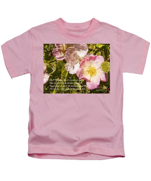 Summers Lease Kids T-Shirt
