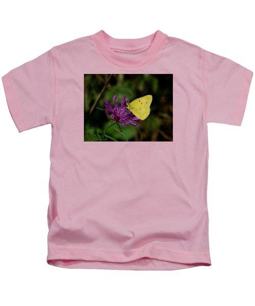 Sunny Sulfur Kids T-Shirt