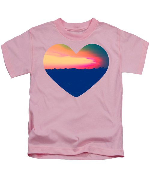 Sunshine In My Heart Kids T-Shirt