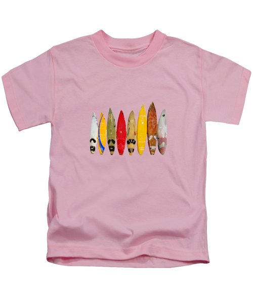 Surf Board T-shirt Kids T-Shirt