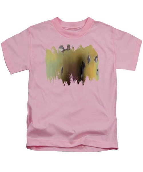 Surreal Turkey Tornado Kids T-Shirt