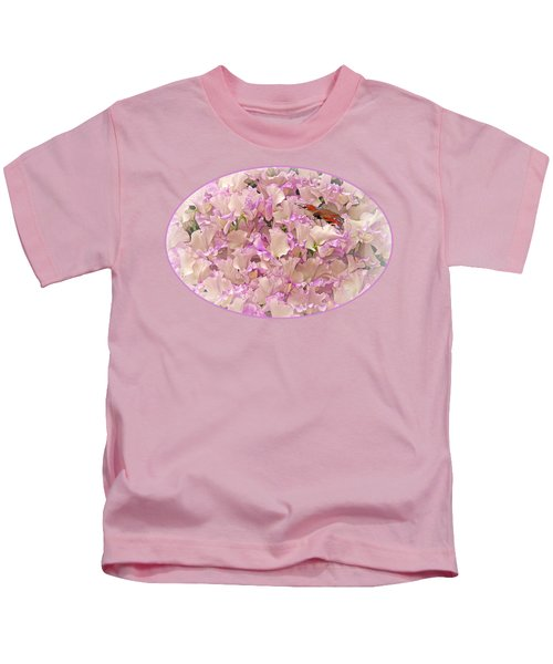 Sweet By Name - Sweet By Nature Kids T-Shirt by Gill Billington