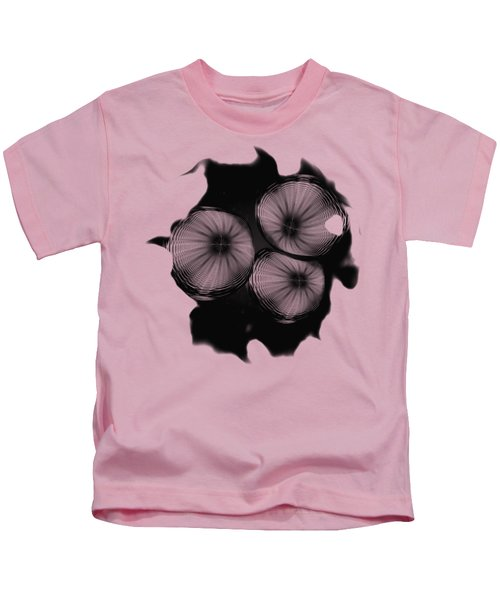 Swirly 1 Kids T-Shirt