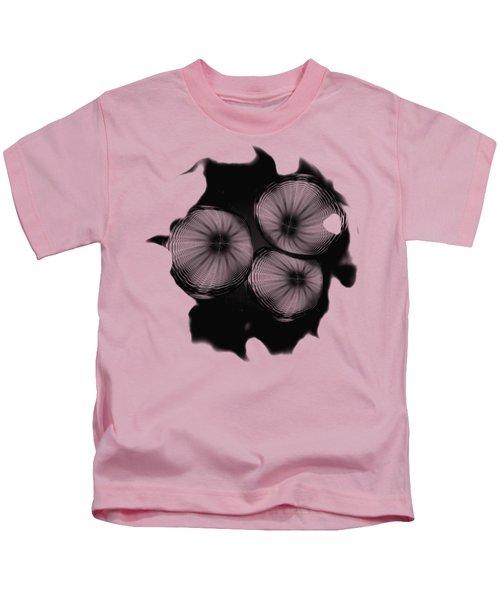 Swirly 1 Kids T-Shirt