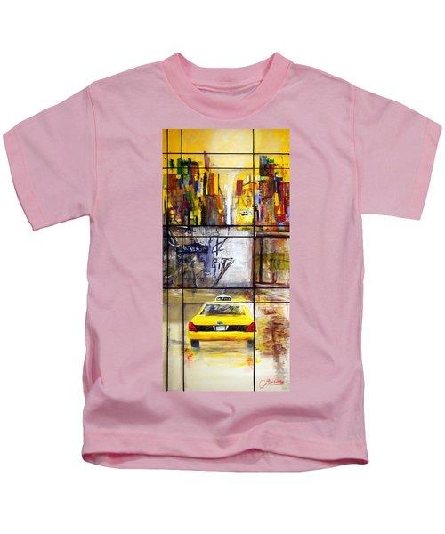 Taxi 7 Kids T-Shirt