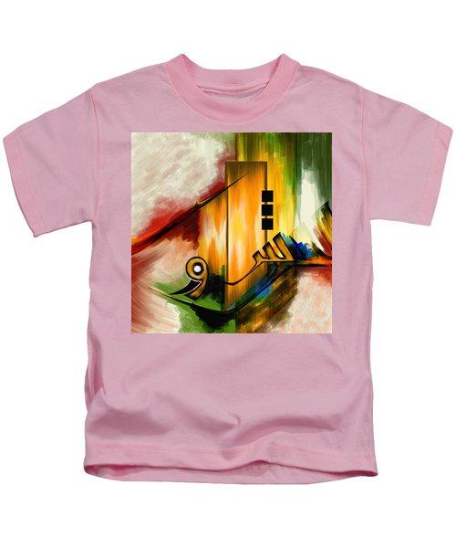 Tc Calligraphy 79 Ash Shakur Kids T-Shirt