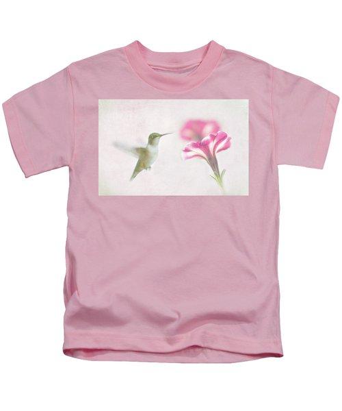 Textured Hummer Kids T-Shirt