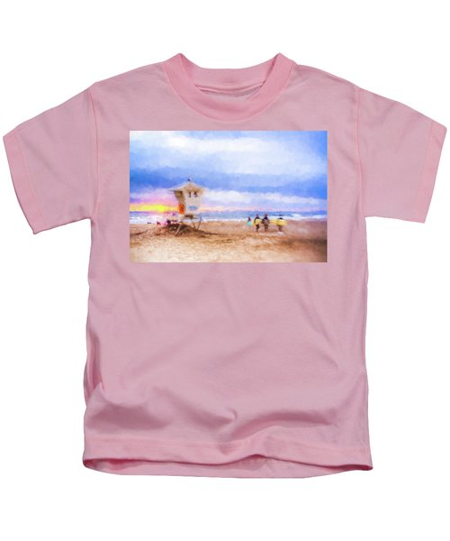 That Was Amazing Watercolor Kids T-Shirt