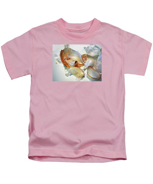 The Beauty Of Garlic Kids T-Shirt