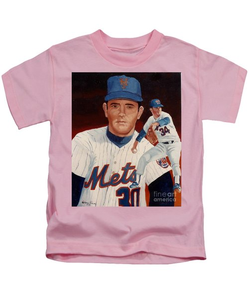From The Mets To The Rangers Kids T-Shirt