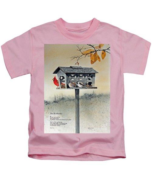 The Birdfeeder Kids T-Shirt