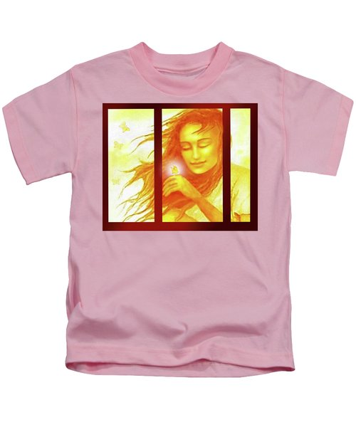 The Butterfly  Kids T-Shirt