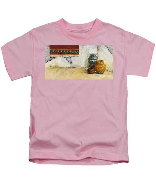 The Clay Pots Kids T-Shirt
