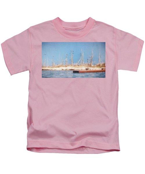 The Cormorants At Deaths Door Kids T-Shirt