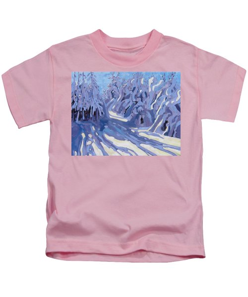 The Day After The Storm Kids T-Shirt