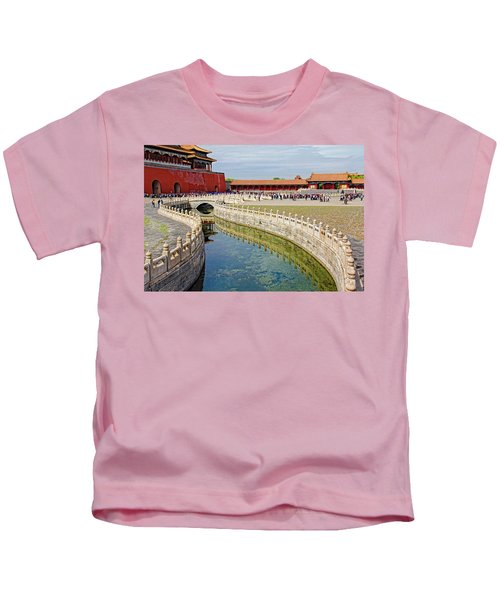 The Forbidden City Kids T-Shirt