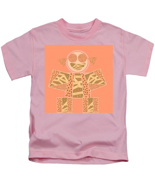 The Full Body Of Finding Solace  Kids T-Shirt