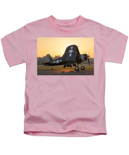 The Gold Standard Kids T-Shirt