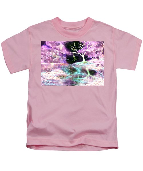 The Hanging Tree Inverted Kids T-Shirt