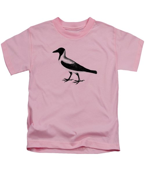 The Hooded Crow Kids T-Shirt