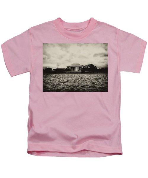 The Jefferson Memorial Kids T-Shirt
