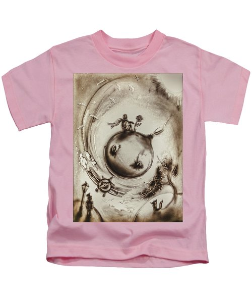 The Little Prince Kids T-Shirt