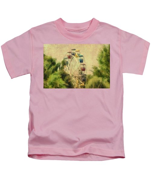 The Lover's Ride Kids T-Shirt