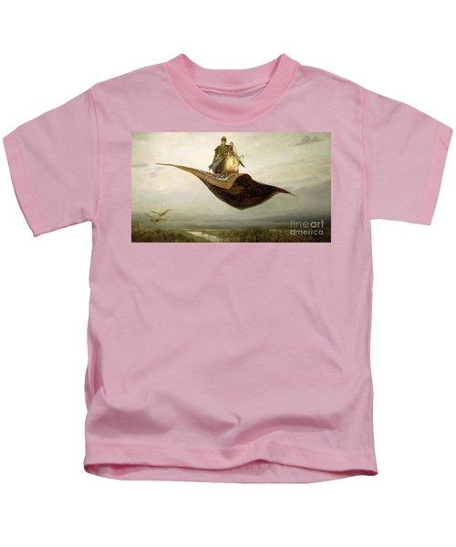 The Magic Carpet Kids T-Shirt