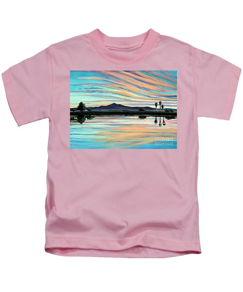 The Magic Is In The Water Kids T-Shirt