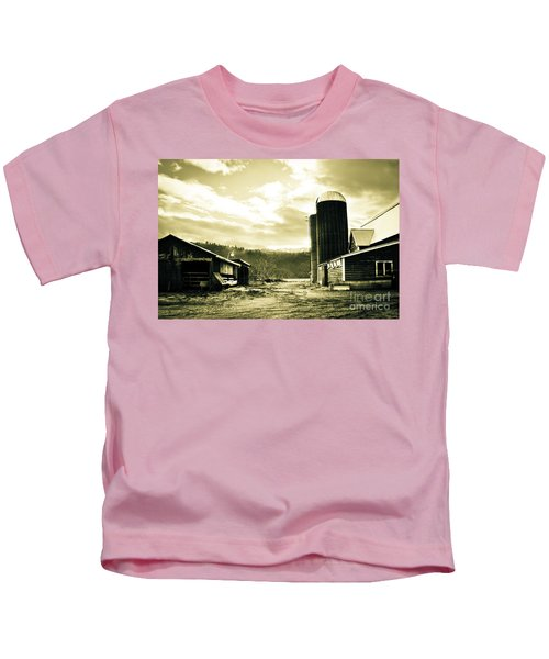 The Old Farm Kids T-Shirt