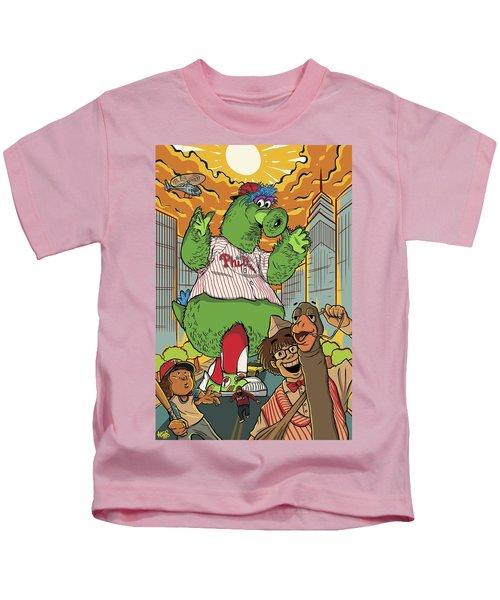 The Pherocious Phanatic Kids T-Shirt