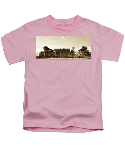 The Philadelphia Eagles - Lincoln Financial Field Kids T-Shirt