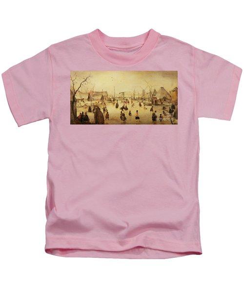 The Pleasures Of Winter Kids T-Shirt