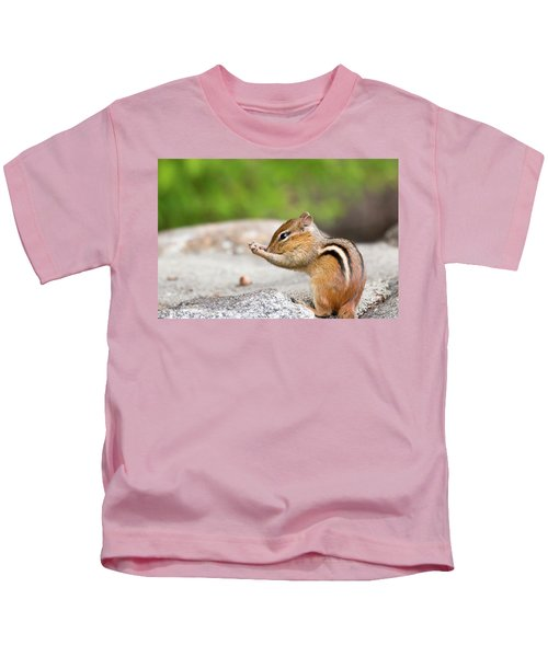 The Praying Chipmunk Kids T-Shirt