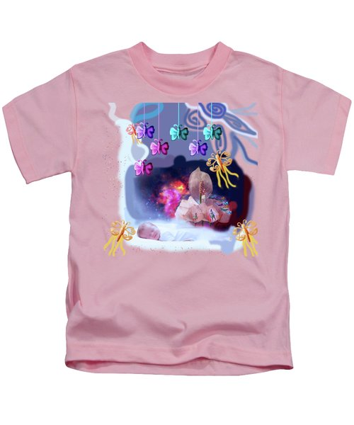 The Real Little Baby Dream Kids T-Shirt