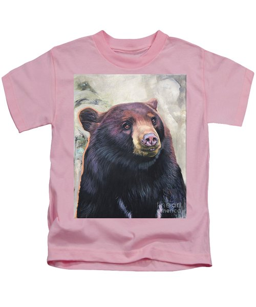 The Virtue Of Grace Kids T-Shirt