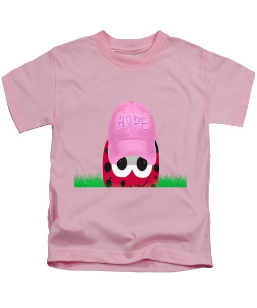 The Warrior Ladybug Kids T-Shirt