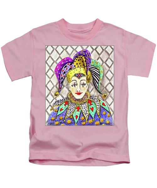 Thoughtful Jester Kids T-Shirt