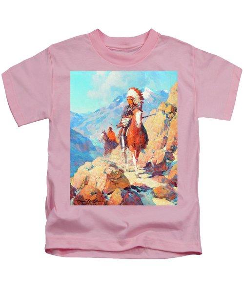 Thunder Bird Kids T-Shirt