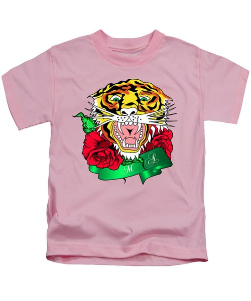 Tiger L Kids T-Shirt