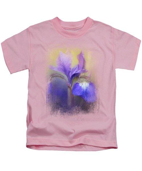 Tiny Iris Kids T-Shirt